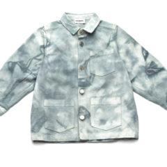Tony Worker jacket Tie Dye