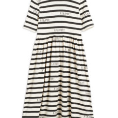 A la mer ss dress, tencel, offwhite