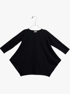 Kanto dress, black