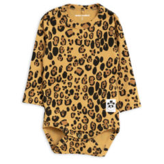 Basic leopard ls body, beige