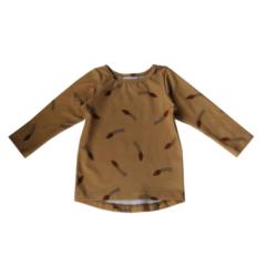 Shirt, Cinnamon leaf