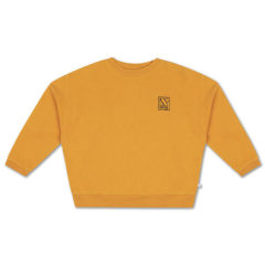 Crewneck Sweater, Radiant Yellow