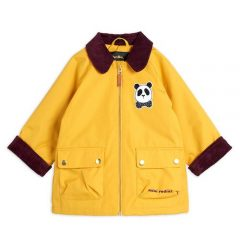 Padded country jacket, Yellow