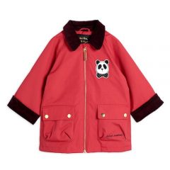 Padded country jacket, Red