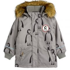 K2 penguin parka, Grey