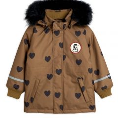 K2 hearts parka, Brown