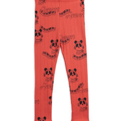 Mozart aop leggings, Red