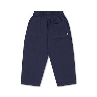 Repose AMS 8a. Woven jogger dark navy blue