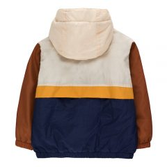 Color block pullover, Cappuccino/Navy