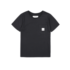 Pocket t-shirt, Black