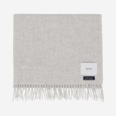 Fabrik scarf, Light grey