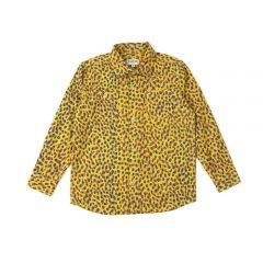 Jay shirt, Cheetah brown