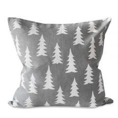 GRAN CUSHION COVER, GREY
