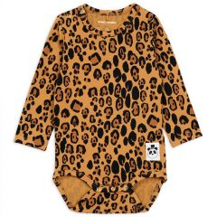 Basic Leopard Ls Body, Beige