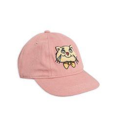 Cat Soft Cap, Pink
