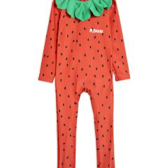Strawberry UV Suit, Red