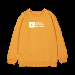 Flint Sweatshirt, Marigold
