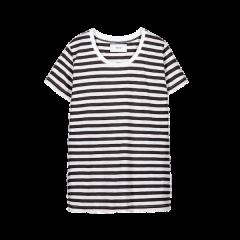 Verkstad T-Shirt, Women, Black/White